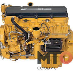 Главный основной Двигатель engine CAT C13
