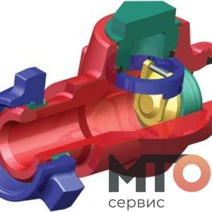 Обратные клапаны Weco ULT FMC 20 000 psi
