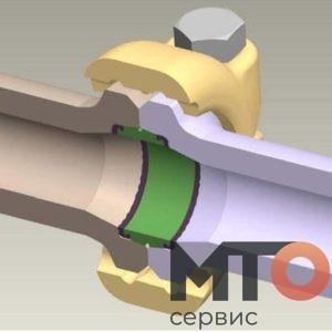 Муфтовые соединения Safety Iron socket-and-spigot joint Weir SPM