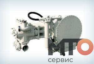 TPH400 Трехплунжерный насос