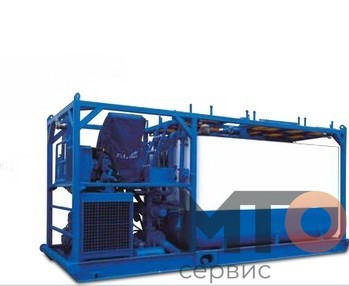 BCS-300-100 БАТЧ-МИКСЕРЫ с ручным упр Serva
