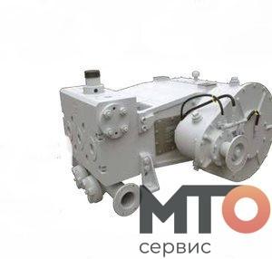 TPD600 Трехплунжерный насос Serva