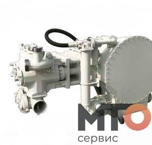 TPH400 Трехплунжерный насос Serva Three-piston pump