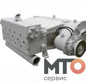 TPD600 Трехплунжерный НАСОС