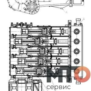 Насос Pump KTZ1000 PETRO KH