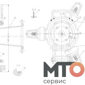 B10-17-302 Измерительный клапан Serva