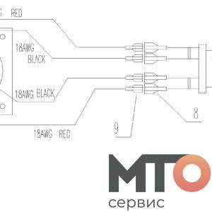 клапан PCS-621A Serva