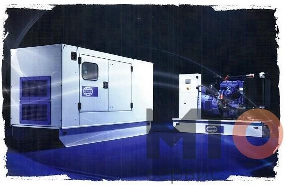 Дизельный генератор FG Wilson P800P1
