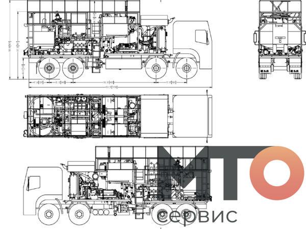 Модуль PCS-621A Serva
