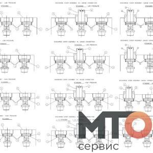Опции крышки 2000 HP OFM