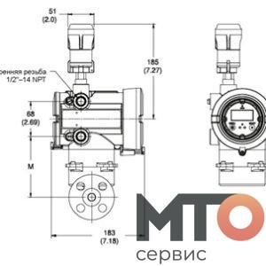 2700 с адаптером THUM Micro Motion