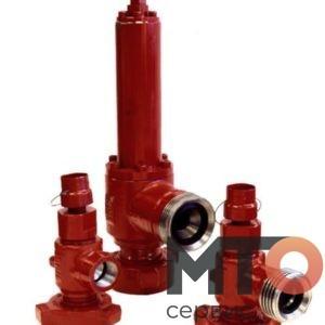 Предохранительные клапаны safety valve Weir SPM