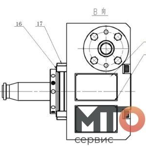 Гидравлическая часть в сборе Hydraulic part Assembly