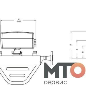 Сенсор Micro Motion